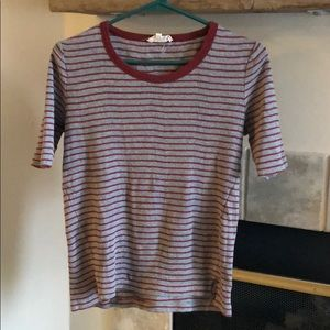 Madewell Small striped shirt